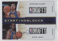 Stephen Curry, Ekpe Udoh /49
