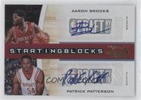 Aaron Brooks, Patrick Patterson /49