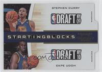 Stephen Curry, Ekpe Udoh /99