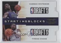 Hassan Whiteside, Tyreke Evans /99