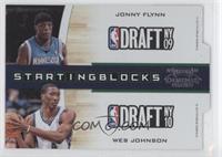 Jonny Flynn, Wesley Johnson /299