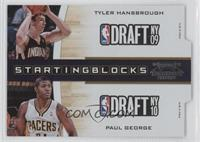 Tyler Hansbrough, Paul George /299