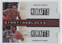 Joakim Noah, Derrick Rose /299