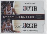 Al Horford, Jordan Crawford /299