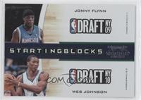Jonny Flynn, Wesley Johnson