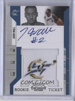 Rookie Ticket Autograph - John Wall
