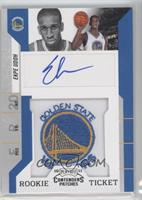 Rookie Ticket Autograph - Ekpe Udoh