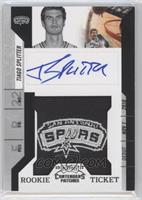 Rookie Ticket Autograph - Tiago Splitter