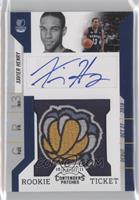Rookie Ticket Autograph - Xavier Henry