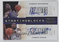 Hassan Whiteside, Tyreke Evans /49