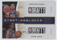 Stephen Curry, Ekpe Udoh