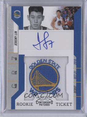 2010-11 Playoff Contenders #141 - Jeremy Lin