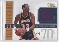 Kareem Abdul-Jabbar /99