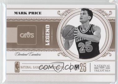 2010-11 Playoff National Treasures - [Base] #129 - Mark Price /99