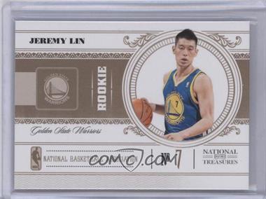 2010-11 Playoff National Treasures - [Base] #194 - Jeremy Lin /99