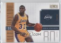 Magic Johnson /25