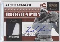 Zach Randolph /10