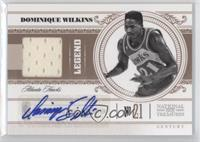 Dominique Wilkins /25