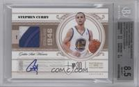 Stephen Curry /5 [BGS 8.5]