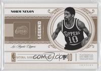 Norm Nixon /10