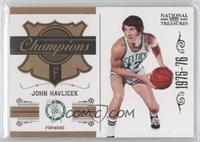 John Havlicek /25