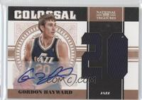 Gordon Hayward /49