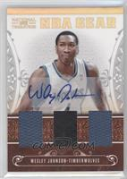 Wesley Johnson /30