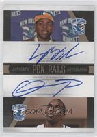 Craig Brackins, Quincy Pondexter /25