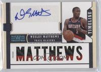 Wesley Matthews /5