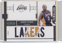 Derek Fisher /10