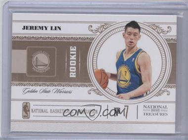 2010-11 Playoff National Treasures #194 - Jeremy Lin /99