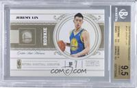 Jeremy Lin /99 [BGS9.5]