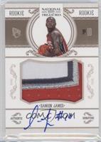 Damion James /99