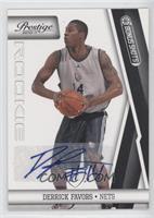 Derrick Favors /99