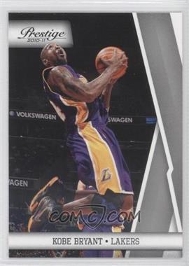 2010-11 Prestige - [Base] #49 - Kobe Bryant