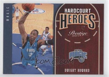 2010-11 Prestige - Hardcourt Heroes #6 - Dwight Howard