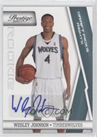 Wesley Johnson /99