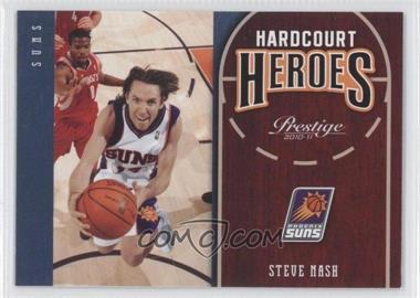 2010-11 Prestige Hardcourt Heroes #19 - Steve Nash