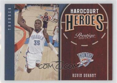 2010-11 Prestige Hardcourt Heroes #2 - Kevin Durant