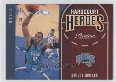 2010-11 Prestige Hardcourt Heroes #6 - Dwight Howard