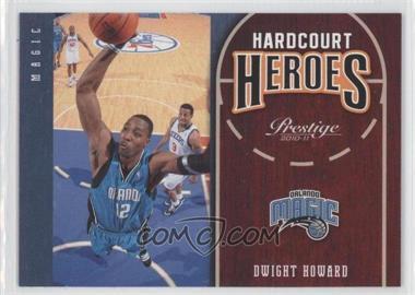 2010-11 Prestige Hardcourt Heroes #6 - Dwight Howard