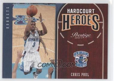 2010-11 Prestige Hardcourt Heroes #7 - Chris Paul