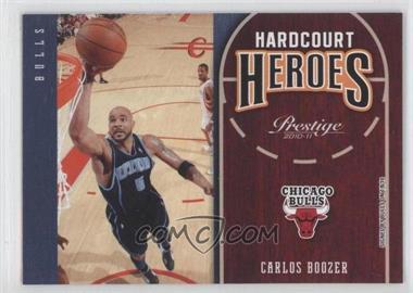 2010-11 Prestige Hardcourt Heroes #8 - Carlos Boozer