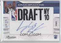 Craig Brackins /399