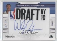 Wesley Johnson /299