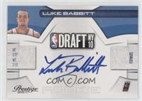 Luke Babbitt /299