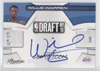Willie Warren /292