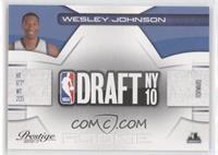 Wesley Johnson /499