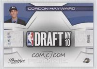 Gordon Hayward /499