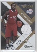 Willie Warren /99